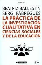 Práctica de la investigación cualitativa en ciencias sociales y de la educación, La
