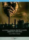 La Tutela judicial frente al daño ambiental colectivo   comprar en libreriasiglo.com