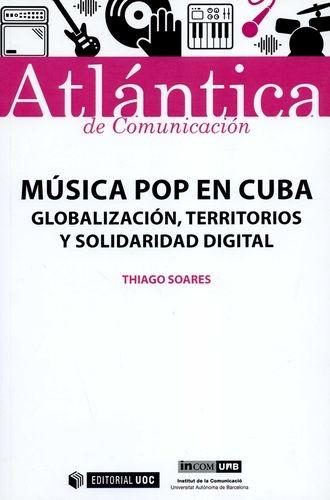 Música pop en Cuba....