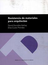 Resistencia de materiales para arquitectos