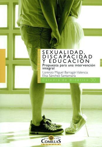 Sexualidad, discapacidad y...