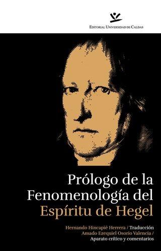 Prólogo de la fenomenología del espíritu de Hegel
