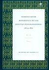 Nomenclátor biográfico de los jesuitas neogranadinos: 1604-1831. Tomo I. A-L | comprar en libreriasiglo.com