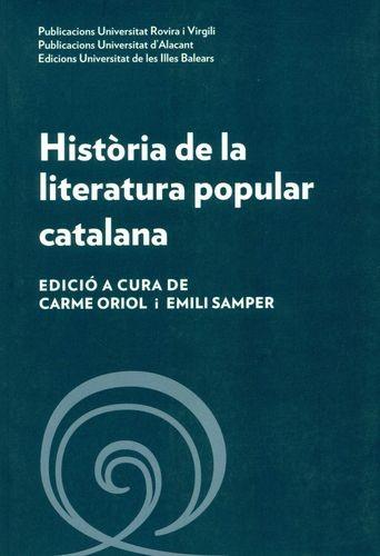 Historia de la literatura popular catalana | comprar en libreriasiglo.com