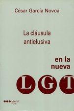 Cláusula antielusiva en la nueva LGT, La