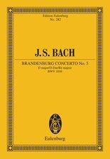 Brandenburg Concerto No. 5 D major