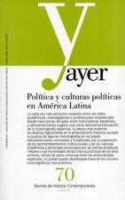 Política y culturas políticas en América Latina