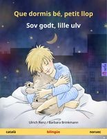 Que dormis bé, petit llop – Sov godt, lille ulv (català – noruec)