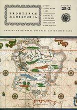 Rev. Fronteras de la historia No.25-2