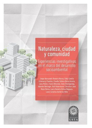 Naturaleza, ciudad y comunidad