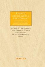 Litigación internacional en la Unión Europea I