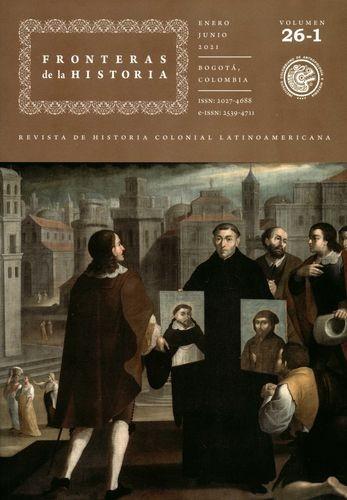 Rev. Fronteras No.26-1 de la historia (enero-junio 2021) | comprar en libreriasiglo.com