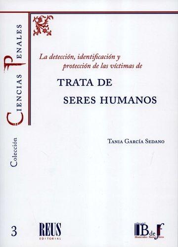 La Detección, identificación  y protección de las víctimas de trata de seres humanos   comprar en libreriasiglo.com