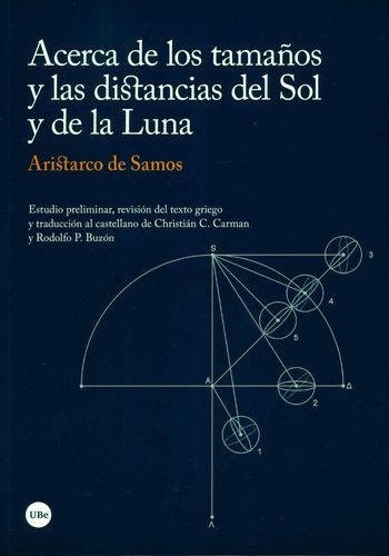 Acerca de los tamaños y las distancias del sol y de la luna | comprar en libreriasiglo.com