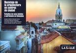 Reciclaje de la arquitectura en centros de la ciudad. Estudios de caso-hoteles y patrimonio en Colombia