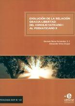 Evolución de la relación gracia-libertad: del Concilio Vaticano I al posvaticano II