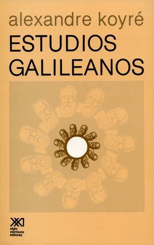 Estudios Galileanos | comprar en libreriasiglo.com