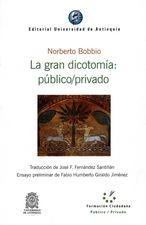 Gran dicotomía: público/privado, La
