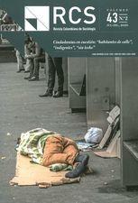 """Rev. Colombiana de sociología No.43-2. Ciudadanías en cuestión: """"habitantes de calle"""", """"indigentes"""", """"sin techo"""""""