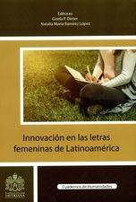 Innovación en las letras femeninas de Latinoamerica