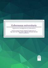 Gobernanza universitaria. Experiencias e investigaciones en Latinoamérica