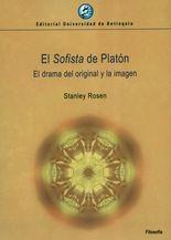 Sofista de Platón. El drama del original y la imagen, El