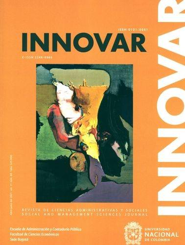 Rev. Innovar No.80   comprar en libreriasiglo.com