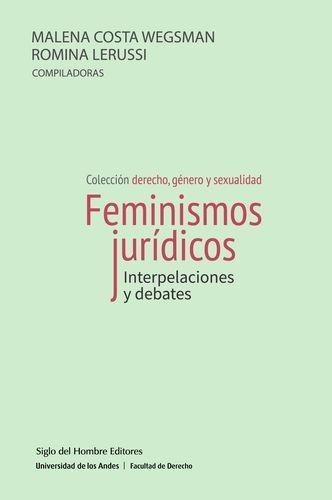 Feminismos jurídicos. Interpelaciones y debates | comprar en libreriasiglo.com