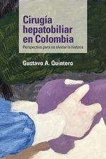 Cirugía hepatobiliar en Colombia