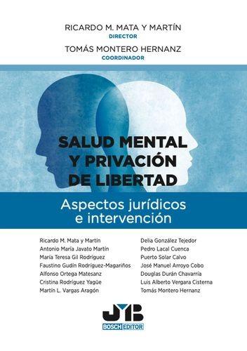 Salud mental y privación de libertad