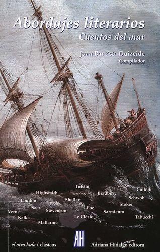 Abordajes literarios. Cuentos del mar   comprar en libreriasiglo.com