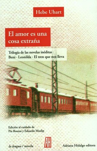 El Amor es una cosa extraña   comprar en libreriasiglo.com