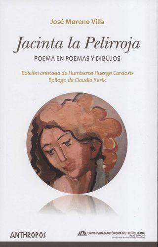 Jacinta la Pelirroja. Poema en poemas y dibujos   comprar en libreriasiglo.com