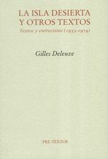 Isla desierta y otros textos. Textos y entrevistas (1953-1974), La
