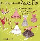 Deportes de Rosie Flo. Colorea y dibuja cara, brazos y piernas, Los