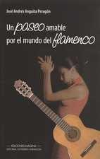 Un paseo amable por el mundo del flamenco