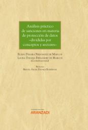 Análisis práctico de sanciones en materia de protección de datos -divididas por conceptos y sectores