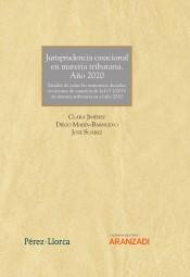 Jurisprudencia casacional en materia tributaria. Año 2020
