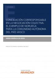 Conciliación corresponsable en la negociación colectiva. El ejemplo de Noruega para la comunidad autónoma del País Vasco
