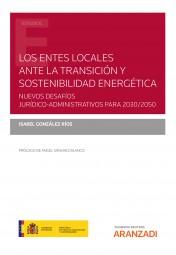 Los entes locales ante la transición y sostenibilidad energética