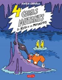 4 cobais mutants. La bèstia de les profunditats