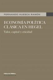 Economía política clásica en Hegel