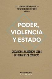 Poder, violencia y Estado