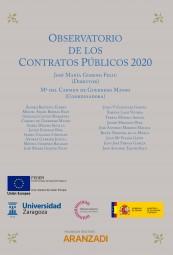 Observatorio de los contratos públicos 2020