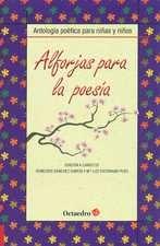 Alforjas para la poesía. Antología poética para niñas y niños