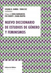Nuevo diccionario de estudios de género y feminismos