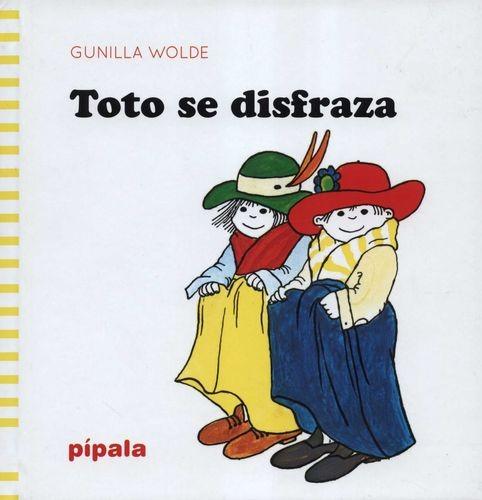 Toto se disfraza   comprar en libreriasiglo.com