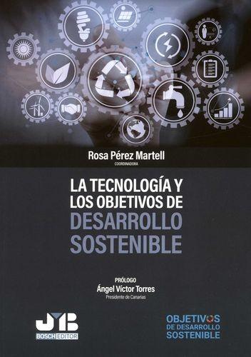 La Tecnología y los objetivos de desarrollo sostenible   comprar en libreriasiglo.com