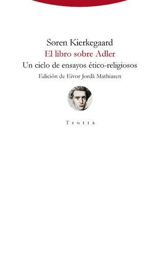 Libro sobre Adler. Un ciclo...