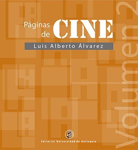 Páginas de cine Volumen 2   comprar en libreriasiglo.com
